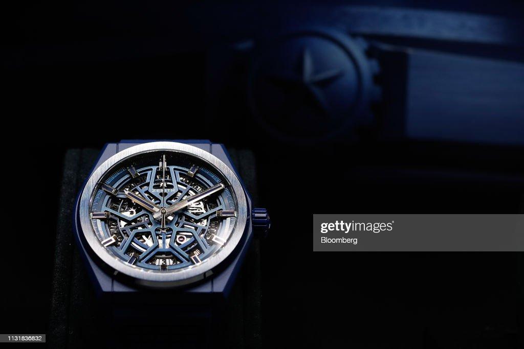Baselworld 2019 Luxury Watch Show : ニュース写真