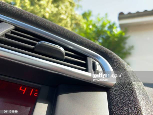 41 degree - scorching temperature (105,8 fahrenheit) - heatwave stock pictures, royalty-free photos & images