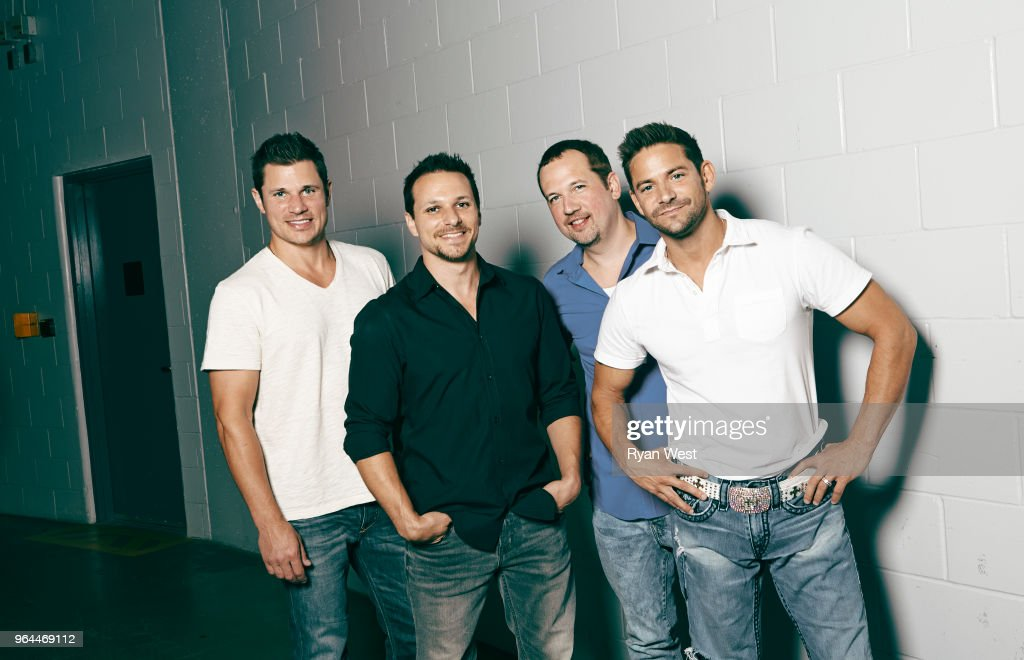 98 Degrees, July 2013