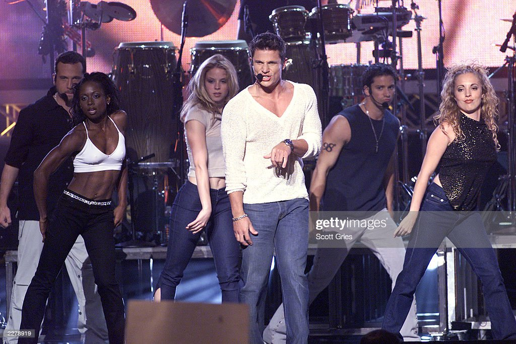 98 Degrees At Music Mania 2000 Jacksonville Fl August 13 2000 Photo News Photo Getty Images