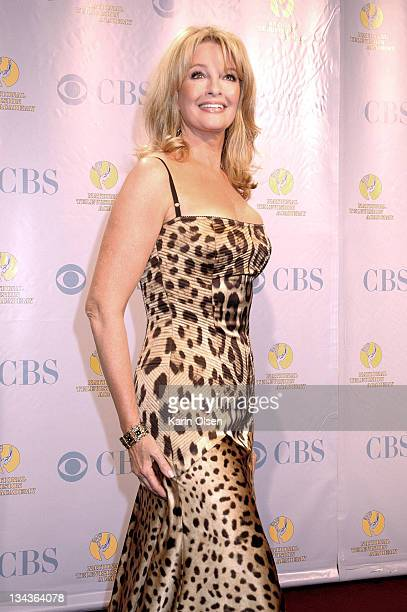 Deidre Hall during 32nd Annual Daytime Emmy Awards Press Room at Radio City Music Hall in New York City New York United States