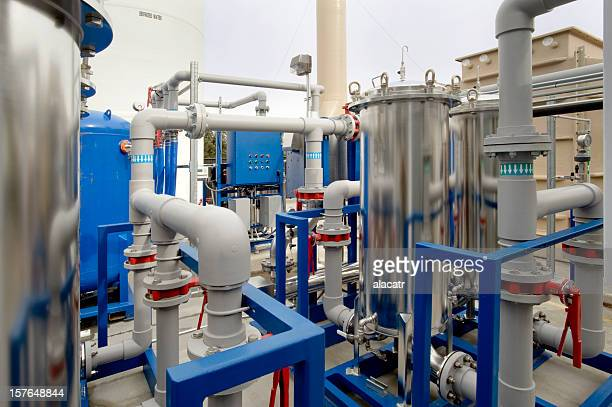 Deionized Water Filter System