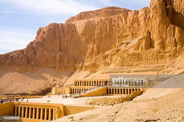 Deir Al Bahari Temple at Luxor