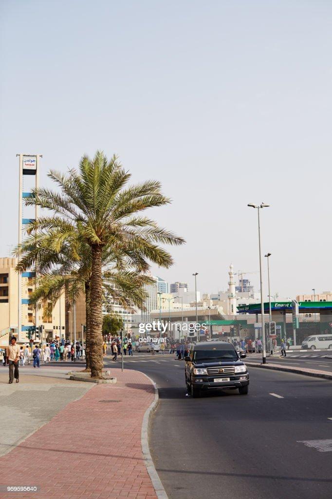 Deira City in Dubai : Stock-Foto