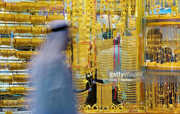 deira gold souq. - souk stock pictures, royalty-free photos & images