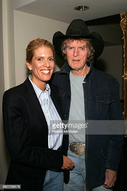 Deirdre Imus and Don Imus attend SKIP of New York 2005 Friendraiser at Christie's Auction House on September 12 2005 in New York City
