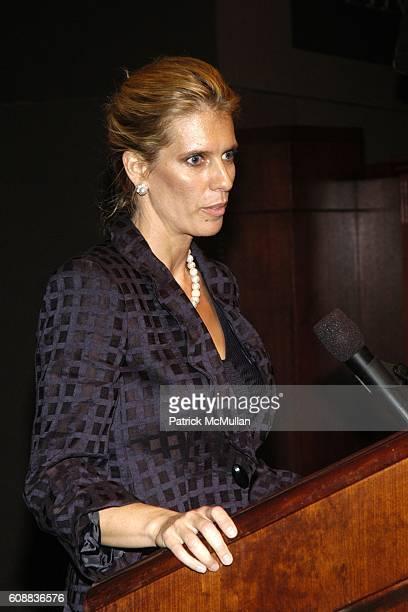 Deirdre Imus attends SKIP Fundraiser Silent Auction at Christie's on October 22 2007