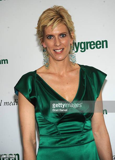 Deirdre Imus attends the 2009 Heart of Green Awards at Hearst Tower on April 23 2009 in New York City