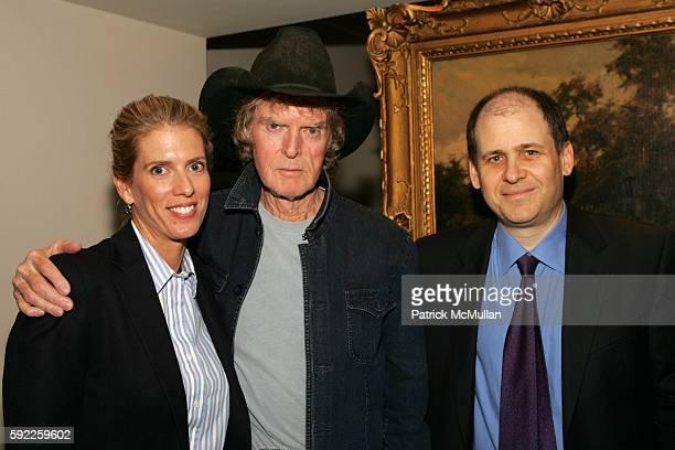 Deirdre Imus Don Imus and Jonathan Alter attend SKIP of New York 2005 Friendraiser at Christie's Auction House on September 12 2005 in New York City
