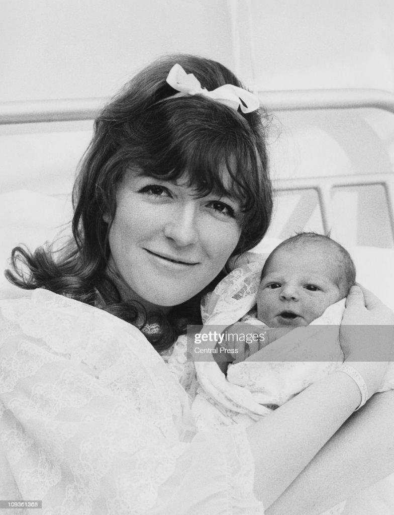 Baby Redgrave : News Photo