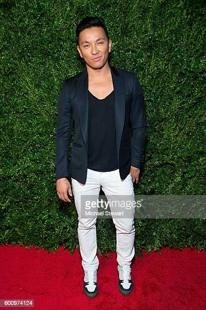 Deisgner Prabal Gurung attends the Saks Downtown x Vogue event at Saks Downtown on September 8 2016 in New York City