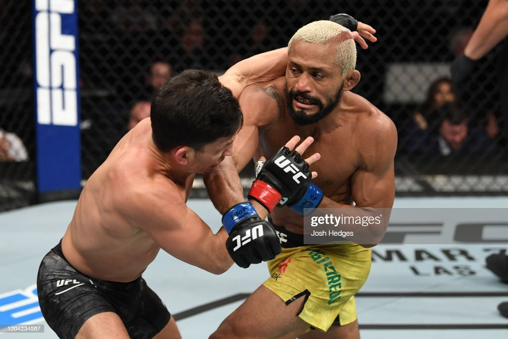 UFC Fight Night: Benavidez v Figueiredo : ニュース写真