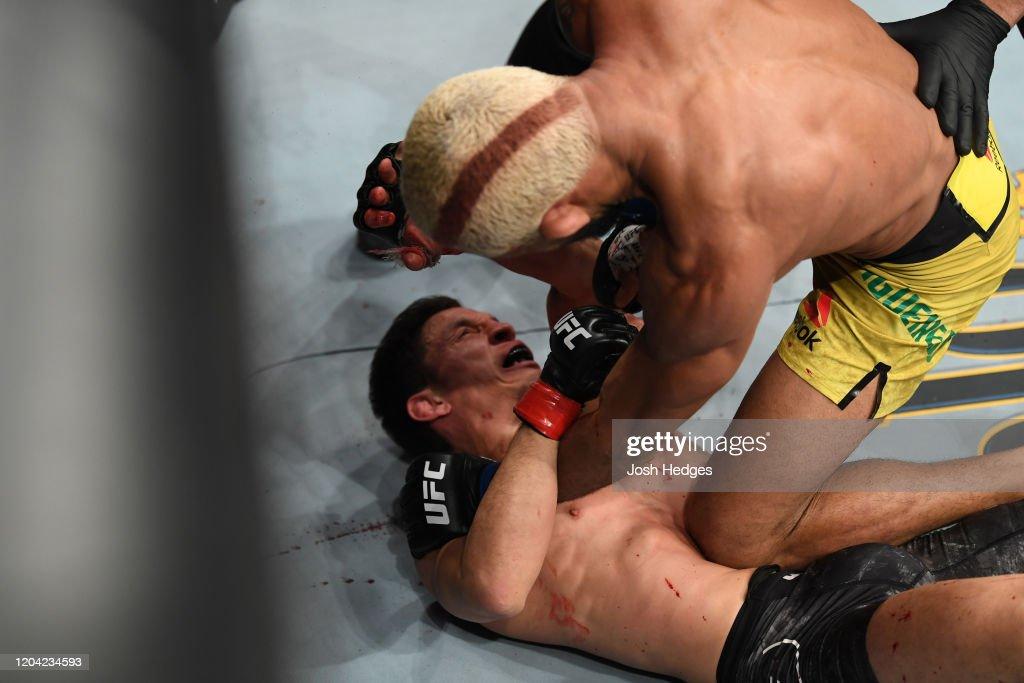 UFC Fight Night: Benavidez v Figueiredo : News Photo