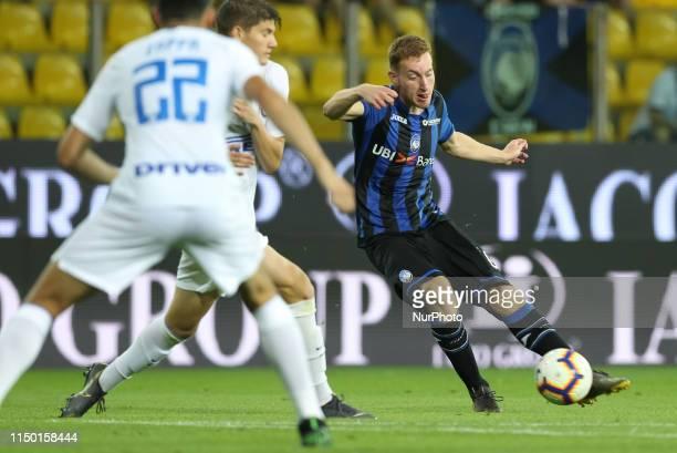 Dejan Kulusevski during the Serie A Primavera TIM final match between Atalanta BC U19 and FC Internazionale U19 at Ennio Tardini Stadium on June 14...