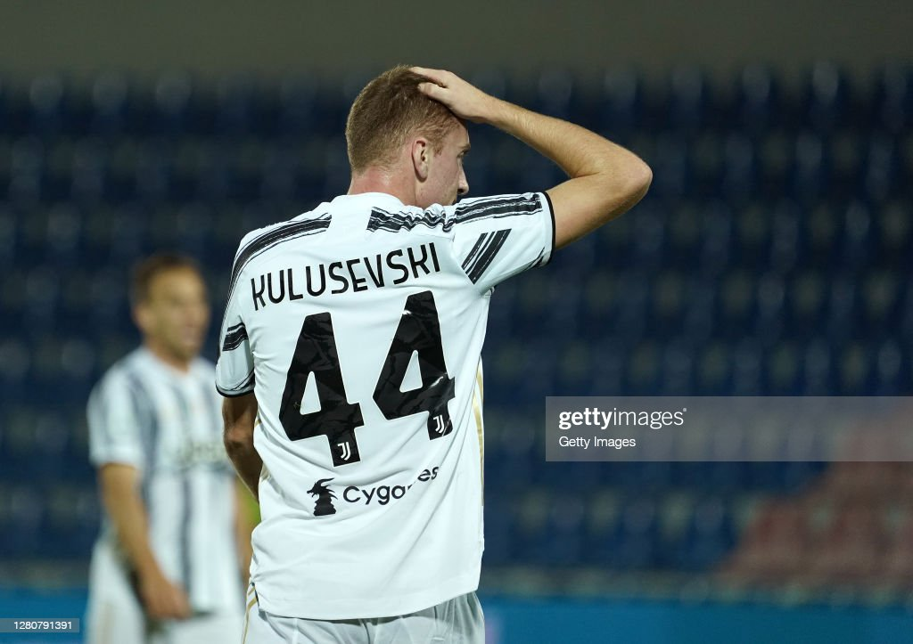 FC Crotone v Juventus - Serie A : News Photo