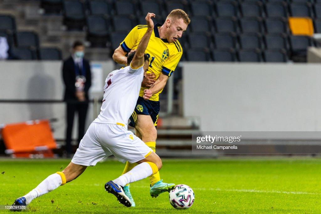 Sweden v Armenia - International Friendly : News Photo