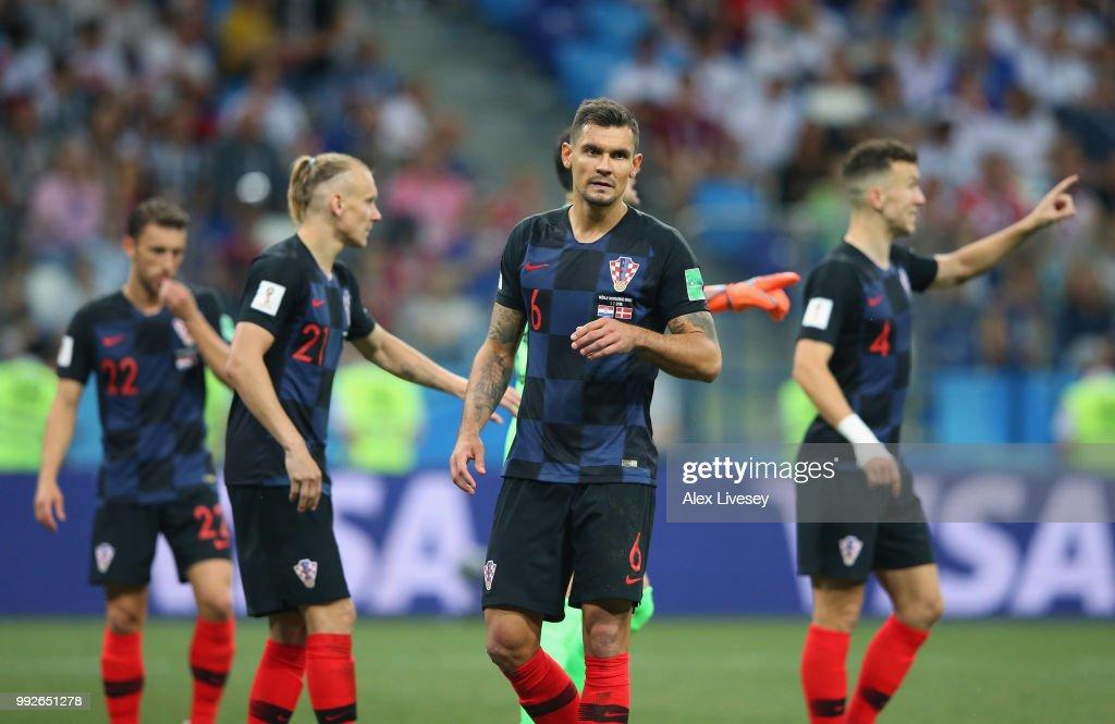 Croatia v Denmark : Round of 16 - 2018 FIFA World Cup Russia : ニュース写真