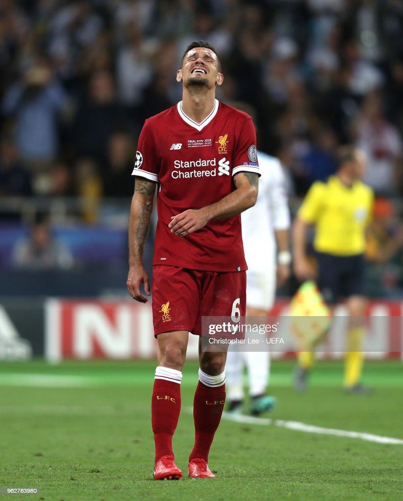 Liverpool V Borussia Dortmund UEFA Europa League Quarter