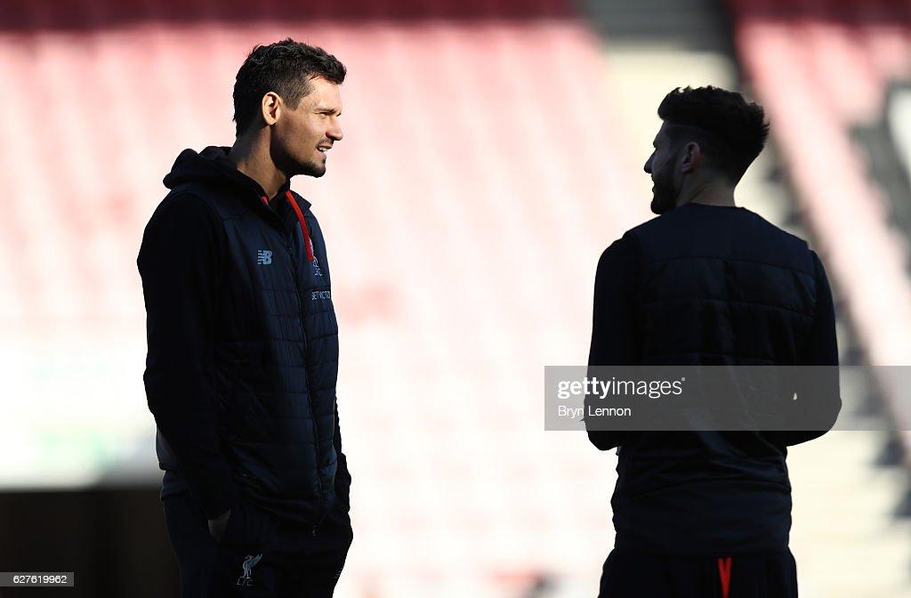 AFC Bournemouth v Liverpool - Premier League : News Photo