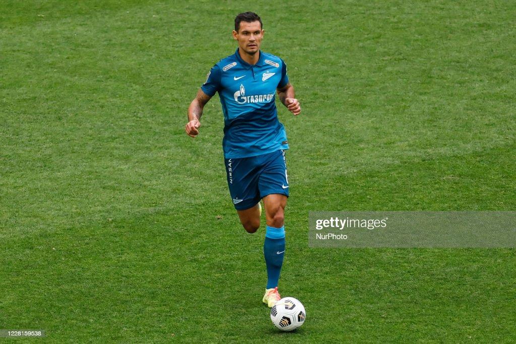 Zenit v Tambov - Russian Premier League : News Photo