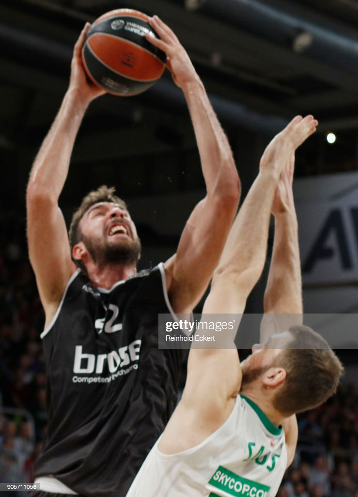 Brose Bamberg v Zalgiris Kaunas - Turkish Airlines EuroLeague