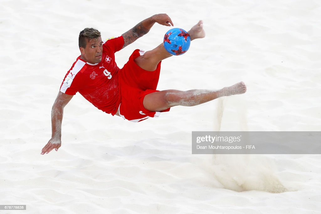 Switzerland v Iran - FIFA Beach Soccer World Cup Bahamas 2017
