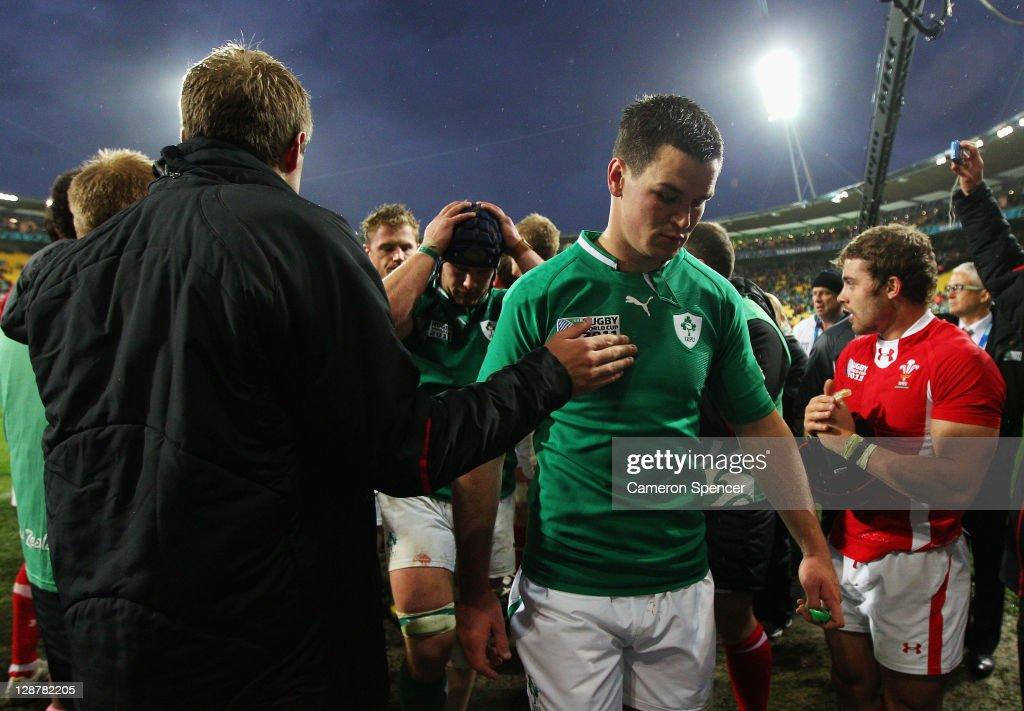Ireland v Wales - IRB RWC 2011 Quarter Final 1