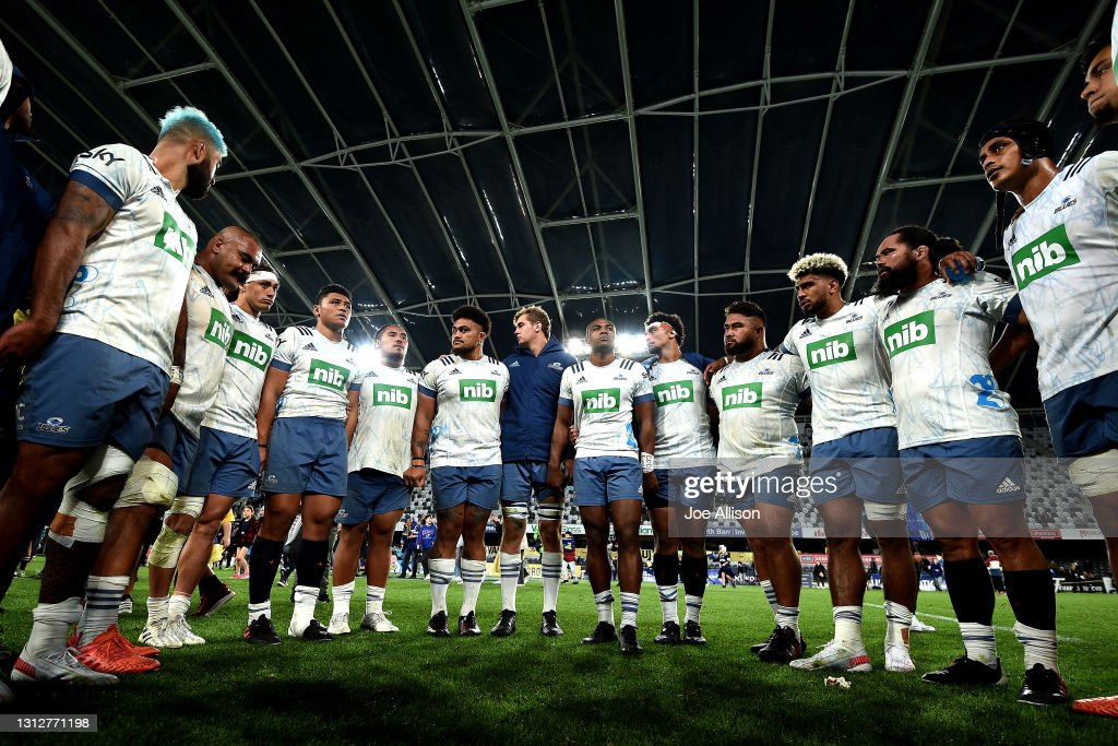 Super Rugby Aotearoa Rd 8 - Highlanders v Blues : News Photo