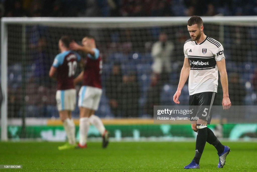 Burnley FC v Fulham FC - Premier League : ニュース写真