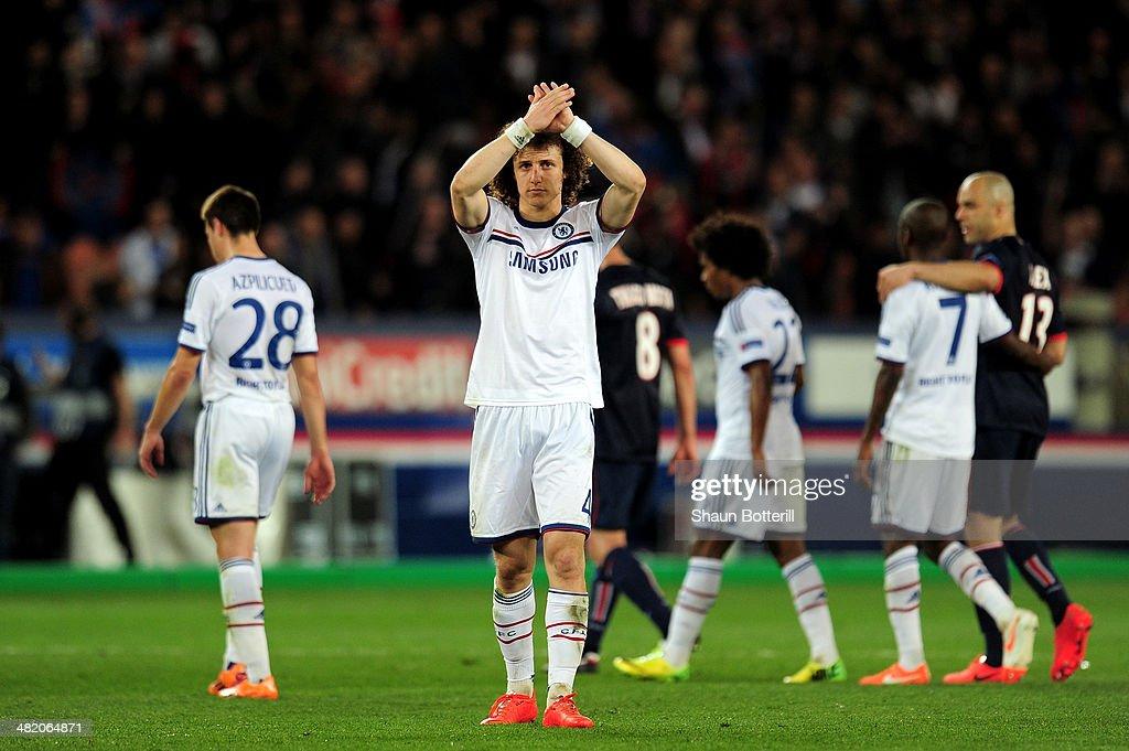 Paris Saint-Germain FC v Chelsea - UEFA Champions League Quarter Final : News Photo