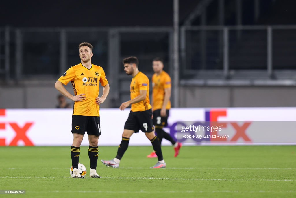 Wolverhampton Wanderers v Sevilla - UEFA Europa League Quarter Final : News Photo