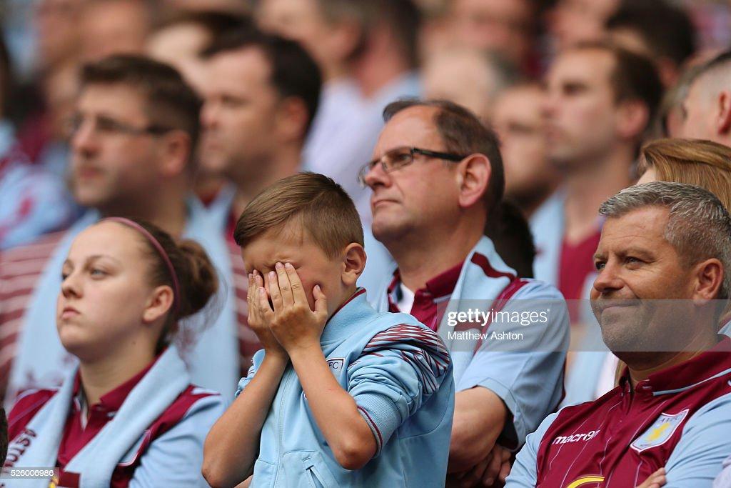SOCCER : FA Cup Final 2015 - Arsenal v Aston Villa : News Photo