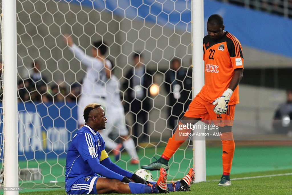 TP Mazembe v Sanfrecce Hiroshima - FIFA Club World Cup Quarter Final
