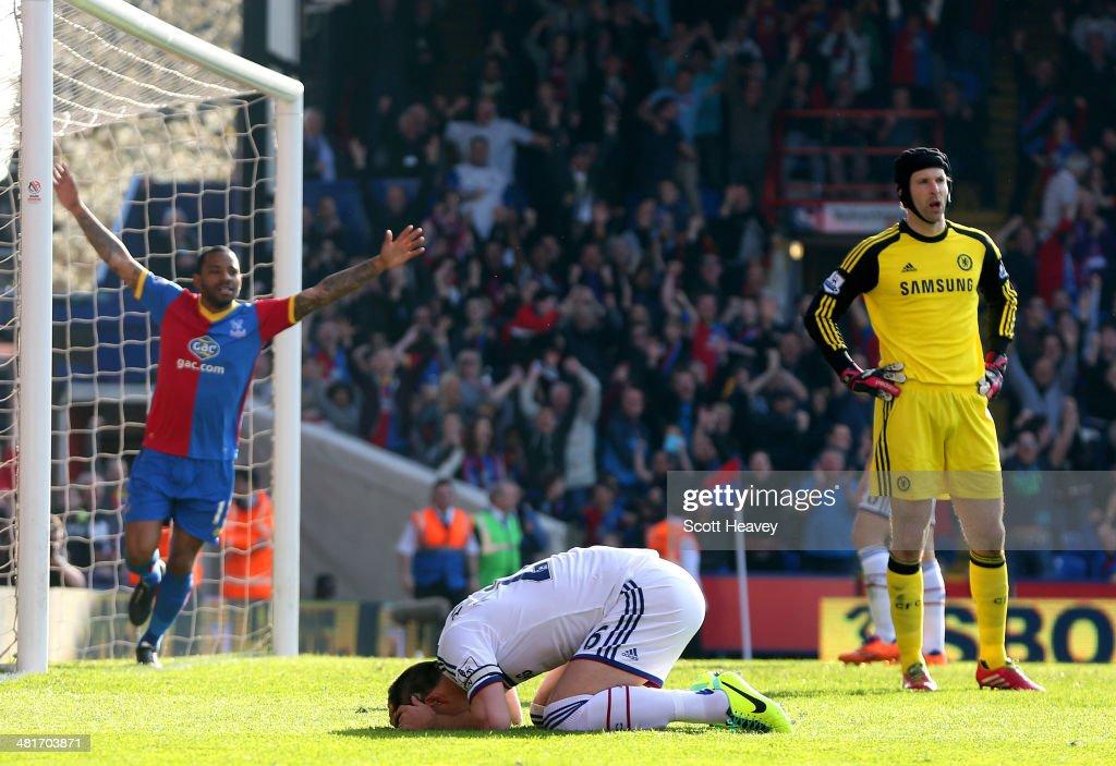 Crystal Palace v Chelsea - Premier League : Foto jornalística