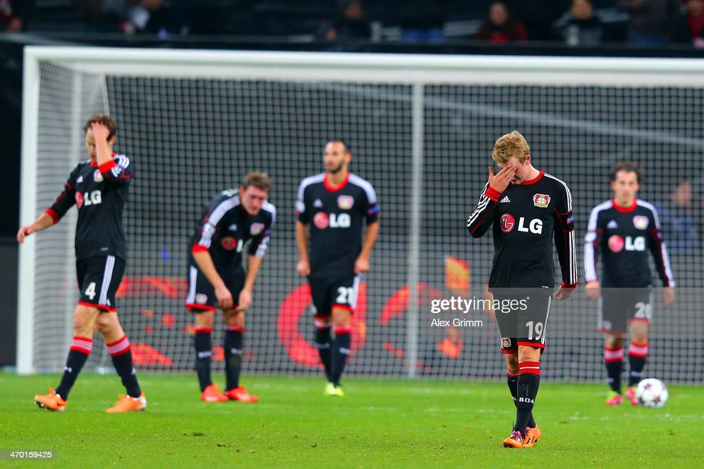 Bayer Leverkusen v Paris Saint-Germain FC - UEFA Champions League Round of 16