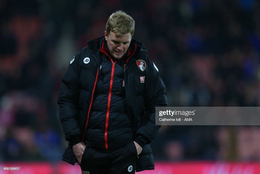 AFC Bournemouth v Manchester City - Premier League : News Photo