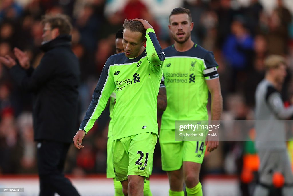 AFC Bournemouth v Liverpool - Premier League : News Photo