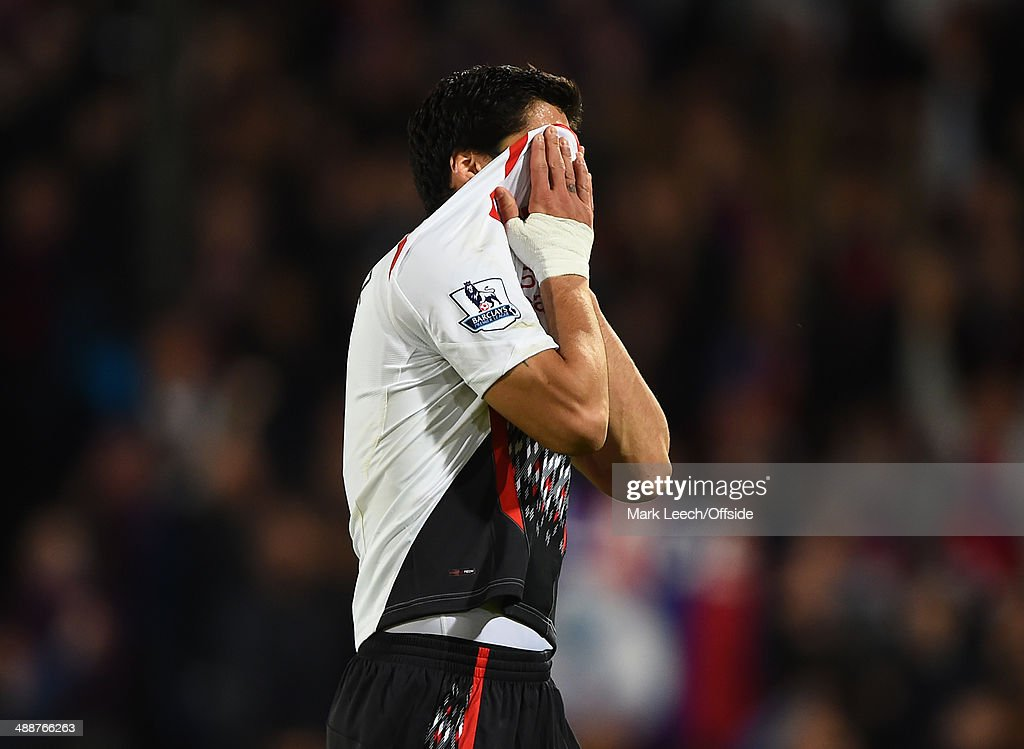 Crystal Palace v Liverpool : News Photo