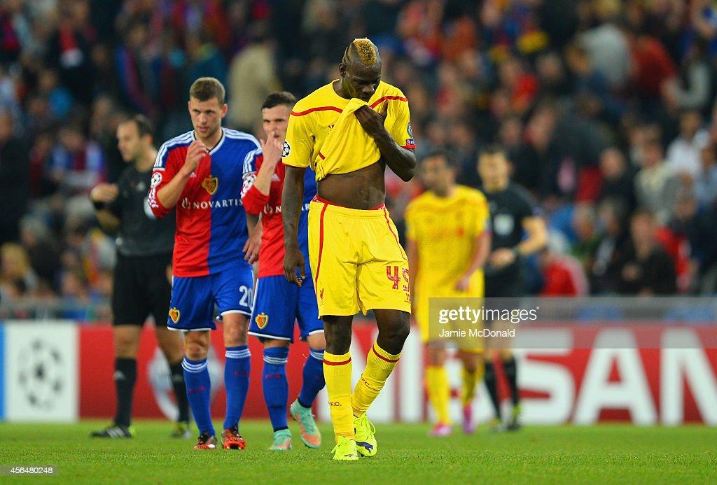 FC Basel 1893 v Liverpool FC - UEFA Champions League : News Photo