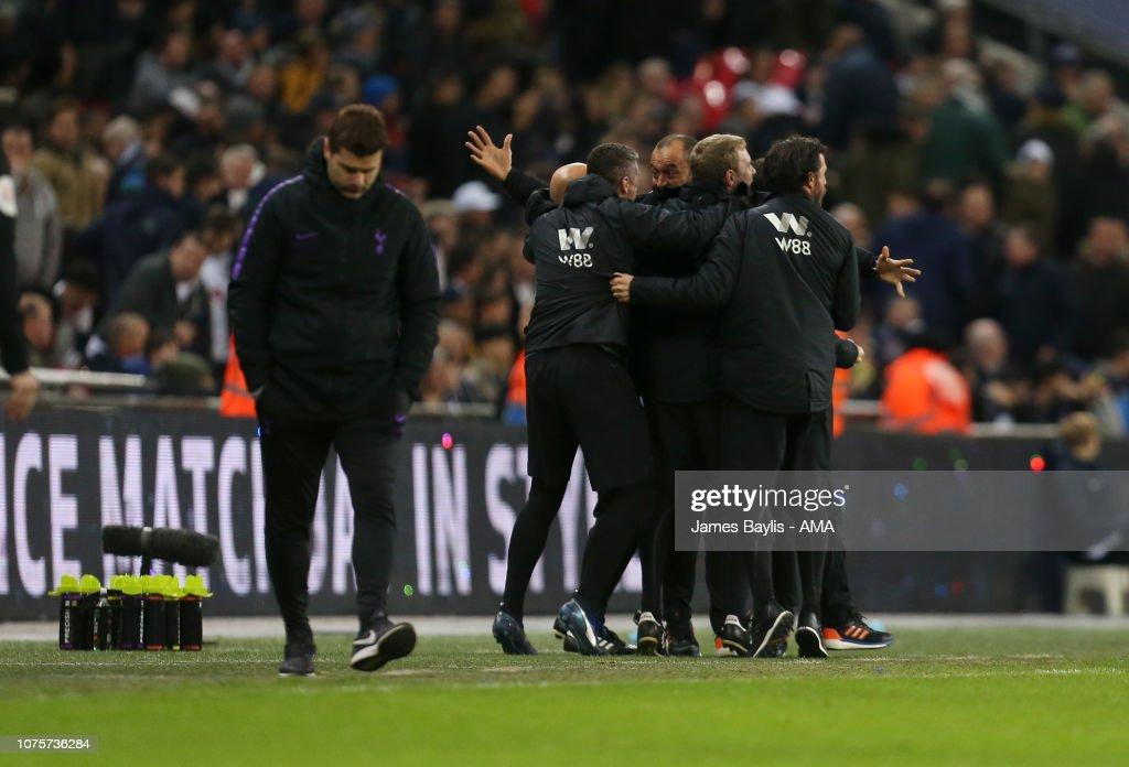 Tottenham Hotspur v Wolverhampton Wanderers - Premier League : News Photo