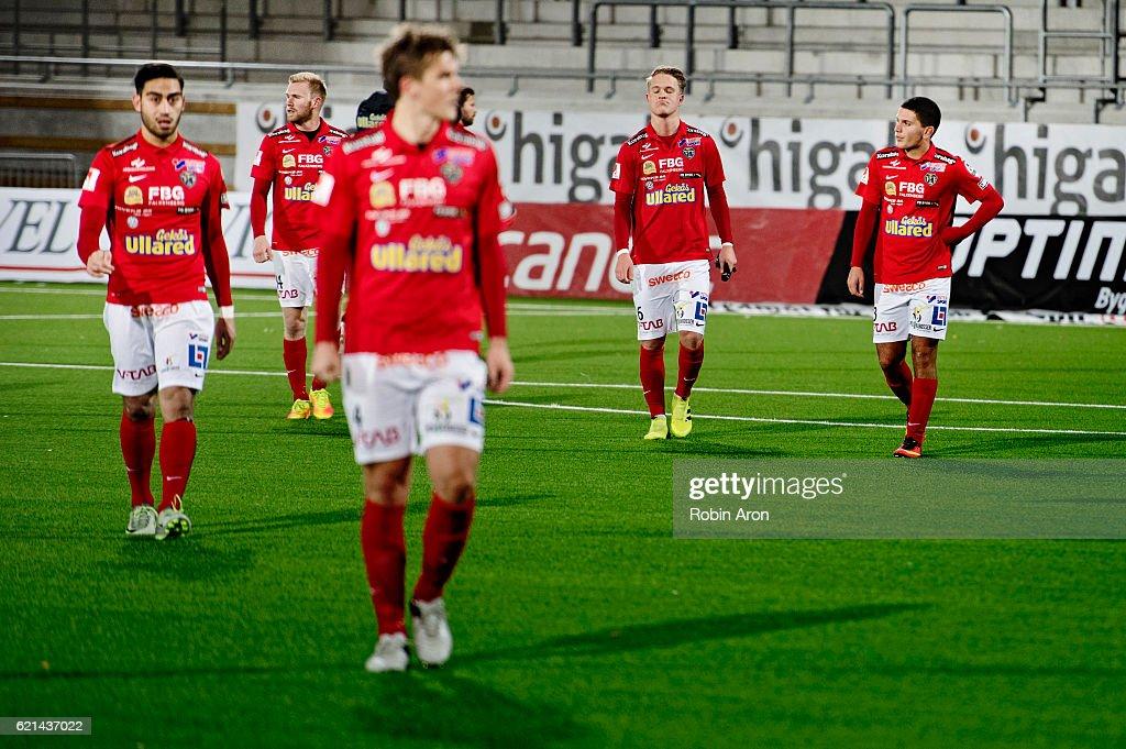BK Hacken v Falkenbergs FF - Allsvenskan : News Photo