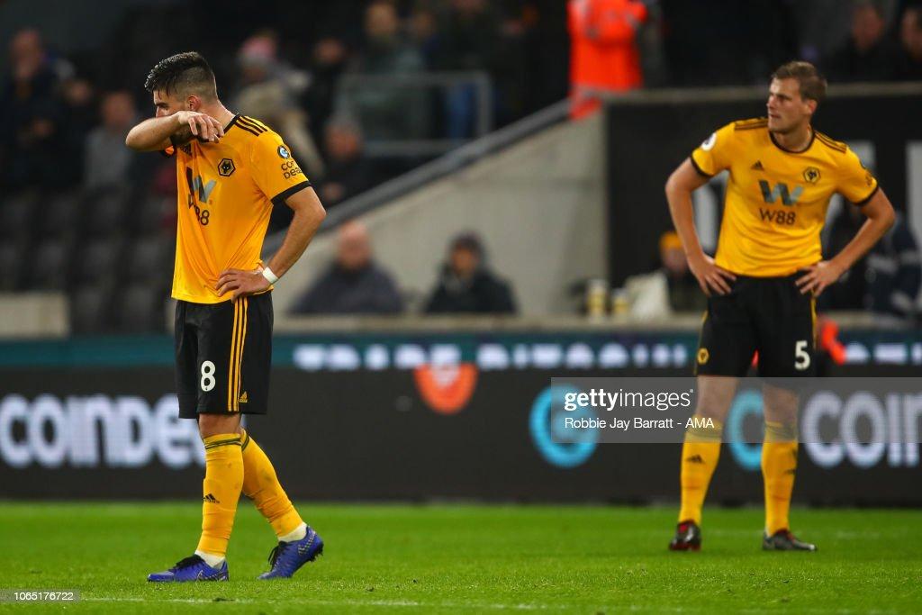 Wolverhampton Wanderers v Huddersfield Town - Premier League : News Photo