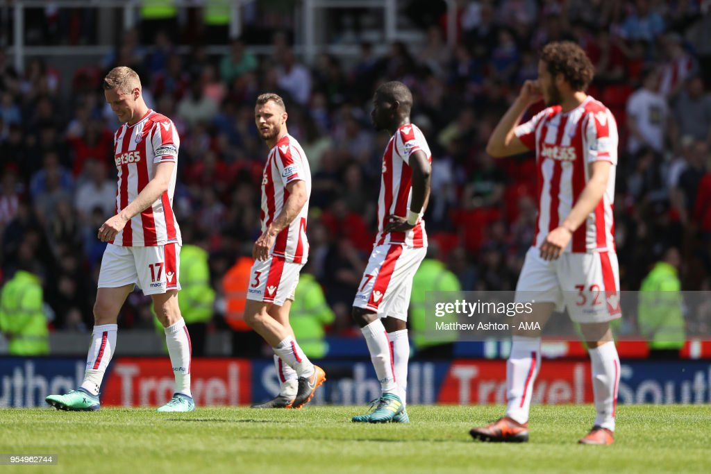 Stoke City v Crystal Palace - Premier League : News Photo
