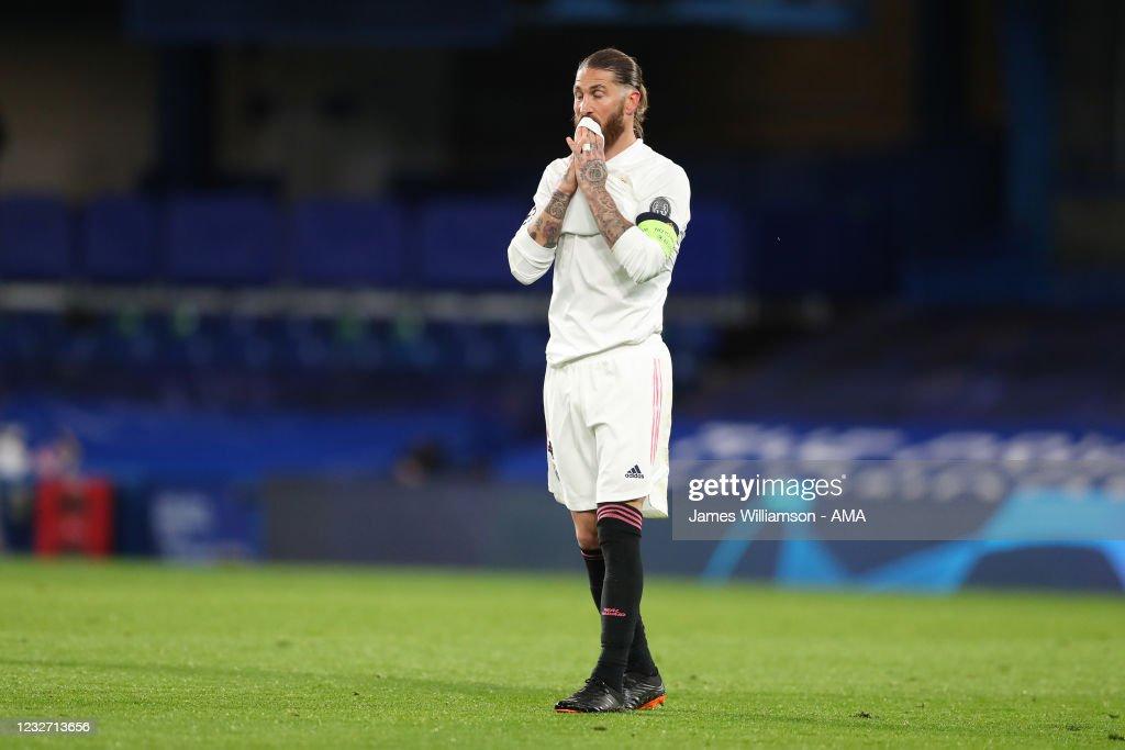 Chelsea v Real Madrid - UEFA Champions League Semi Final: Leg Two : ニュース写真