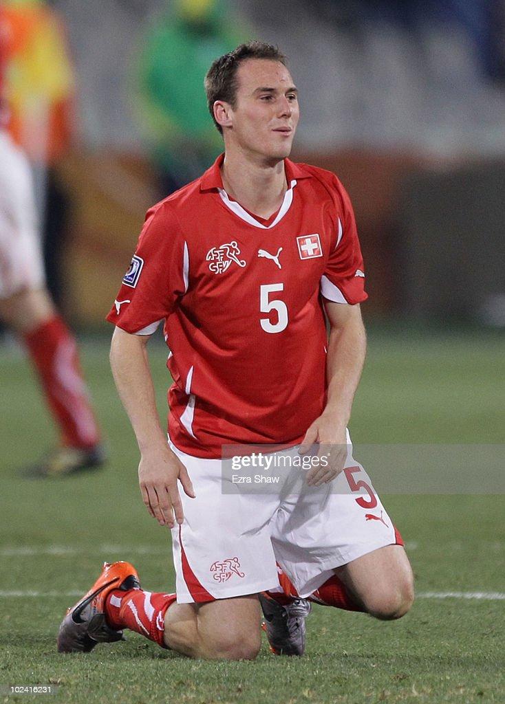 Switzerland v Honduras: Group H - 2010 FIFA World Cup : News Photo