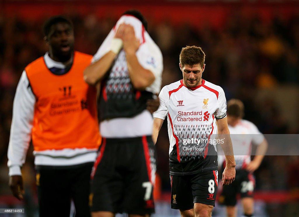 Crystal Palace v Liverpool - Premier League : ニュース写真