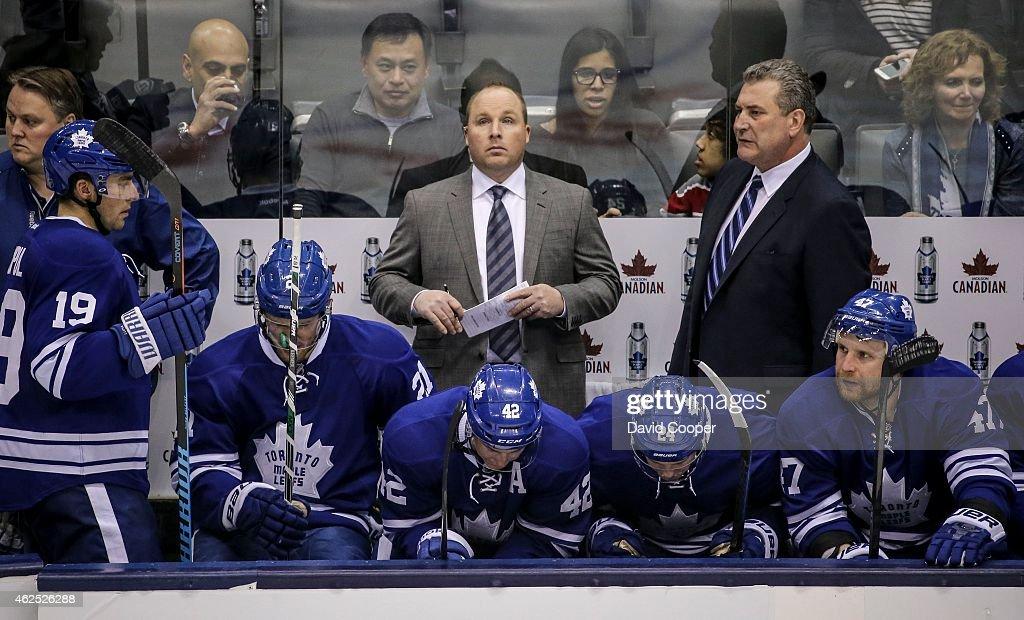 Toronto Maple Leafs V Arizona Coyotes : News Photo