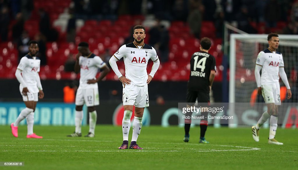 Tottenham Hotspur FC v Bayer 04 Leverkusen - UEFA Champions League : News Photo