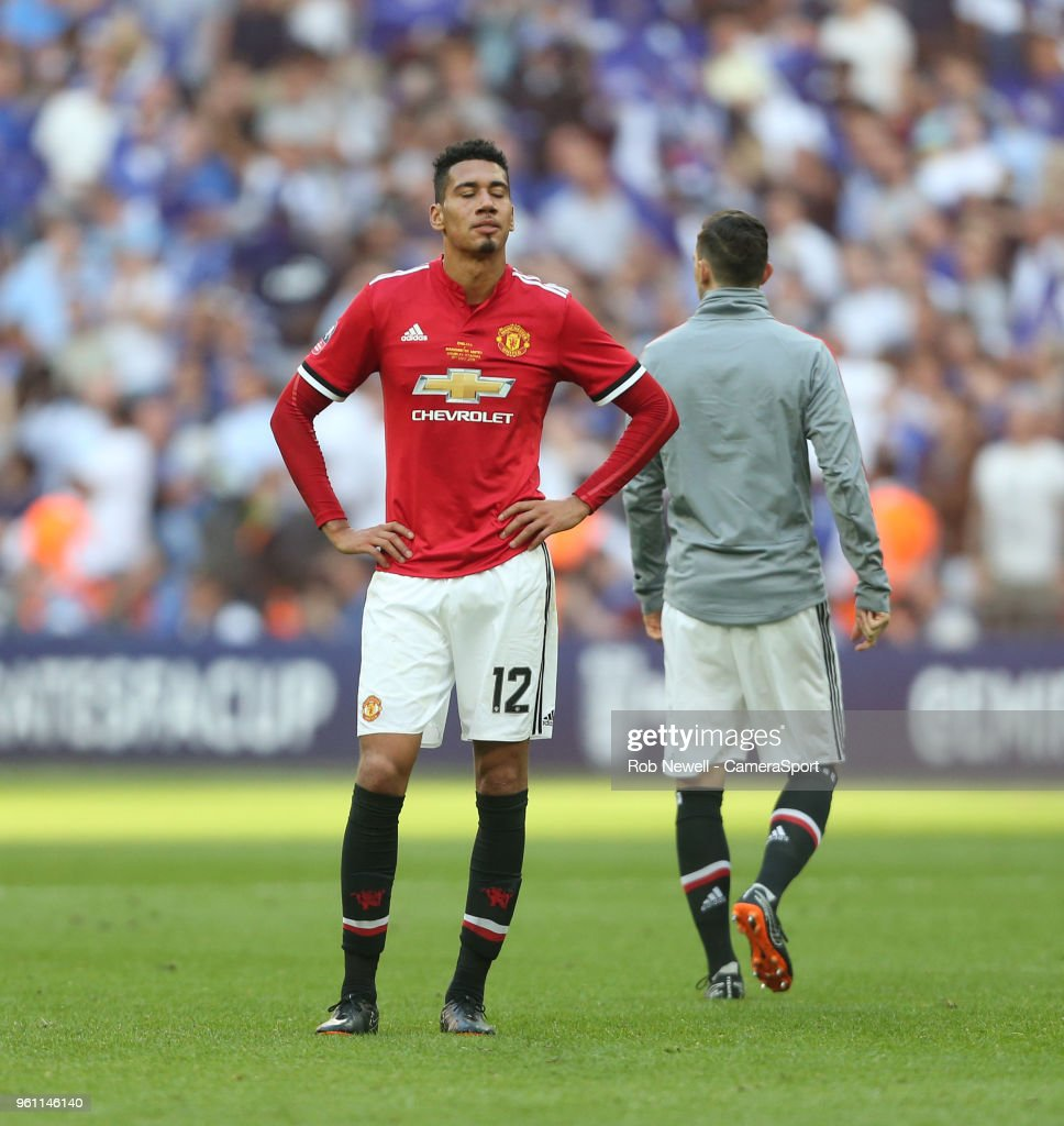 Chelsea v Manchester United - The Emirates FA Cup Final : News Photo