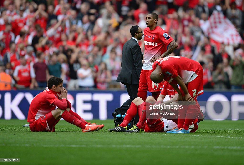 Leyton Orient v Rotherham United - Sky Bet League One Playoff Final : Nachrichtenfoto